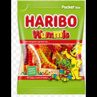 Haribo        gumicukor 100 g wummis