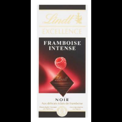 Lindt Excellence étcsokoládé Strawberry 100g /20/