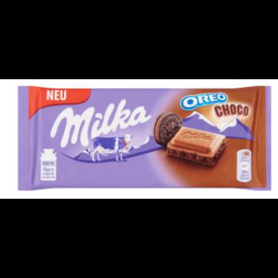 Milka Oreo Choco tejcsoki 100g