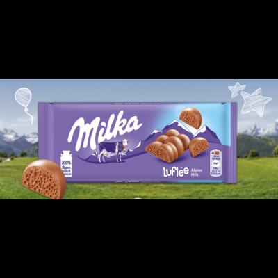 Milka         tejcsoki 90 g bubbly  alpesi