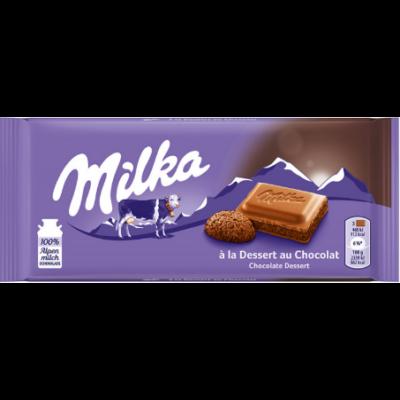 Milka Chocolate Dessert 100g /22/
