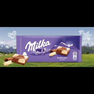 Milka         tejcsoki 100 g happy cows