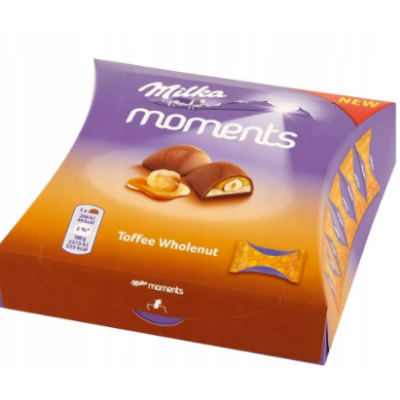 MILKA Moments Toffee 97g /16/