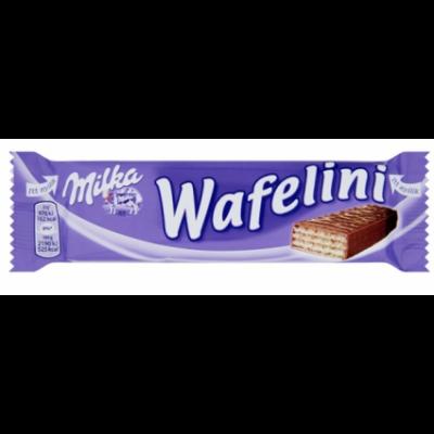 Milka Waffelini ostyaszelet 31 g milk