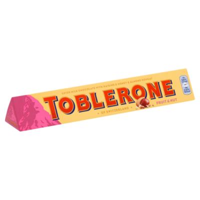 Toblerone mazsolás 100g