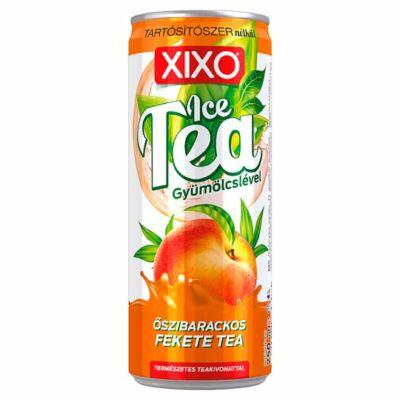 Xixo  ice tea 250 ml őszibarack dobozos