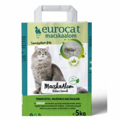 Euro Cat macskaalom (Csomósodó) 5kg