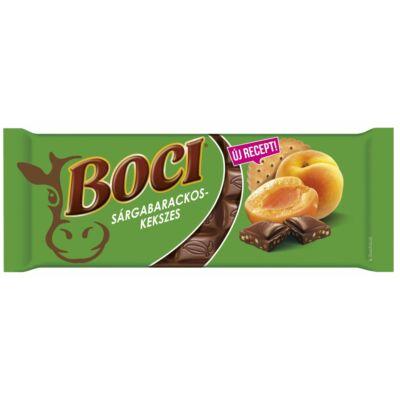 Boci Étcsoki 90 g sárgabarckos-kekszes