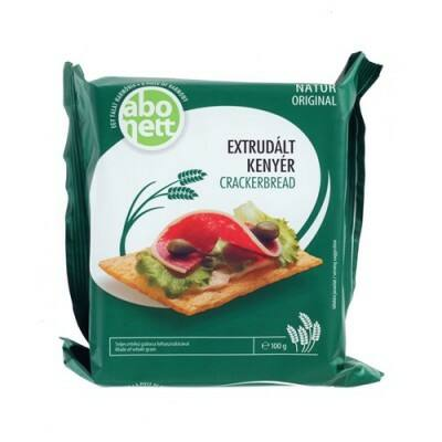 Abonett extrudált kenyér 100g natúr
