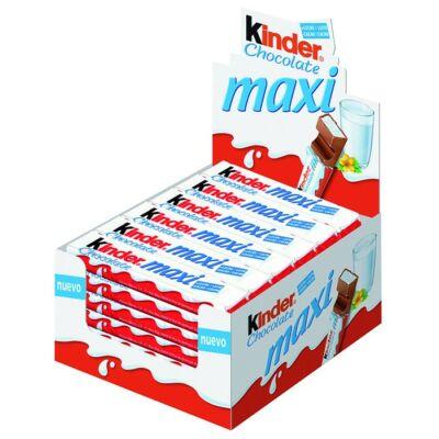 Kinder Maxi Chocolate 21g /36/