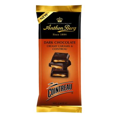 Anthon Berg 90g Cointreauvel Étcsokoládé