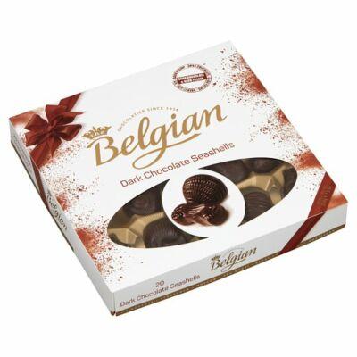 Belgian Dark Seashelles étcsoki 250g
