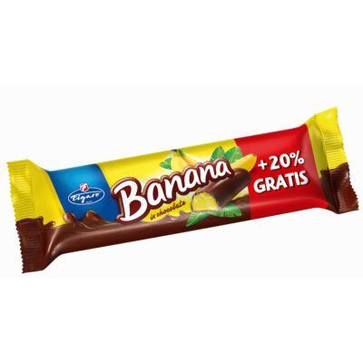 Figaro Banán csoki szelet 25g+ 20%/35/