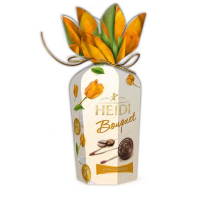 Heidi Bouquette Flower Espresso desszert 120g