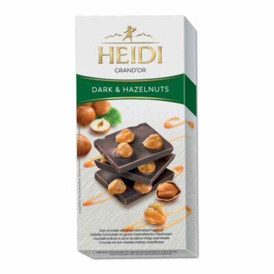 Heidi Grand'or Étcsokoládé Egészmogyoró 100g