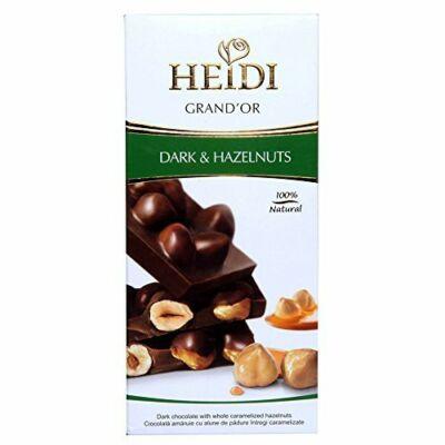 Heidi Grand'or Tejcsokoládé Egészmogyoró 100g