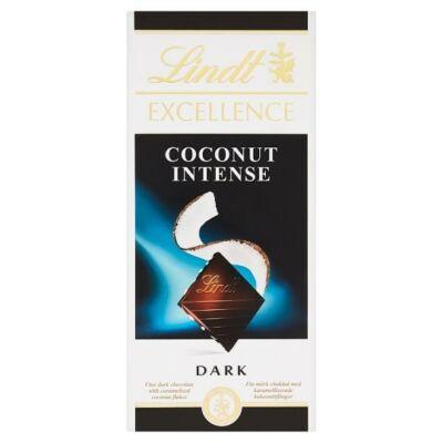 Lindt Excellence étcsokoládé Kókusz 100g /20/