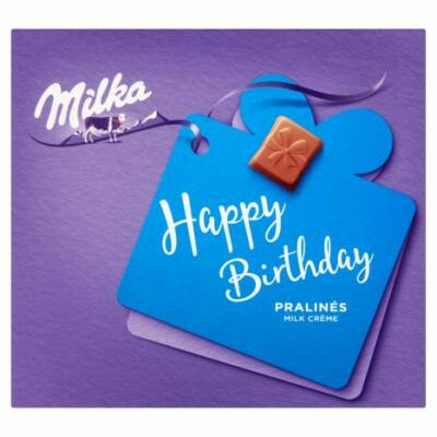 Milka Happy Birthday Praline 110g /10/