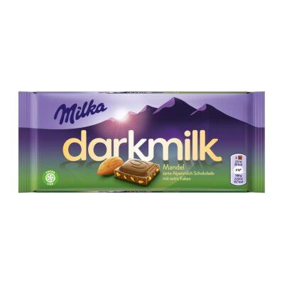Milka Darkmilk Mandulás 85g