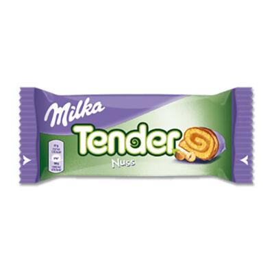 Milka Tender Mogyorós 37g
