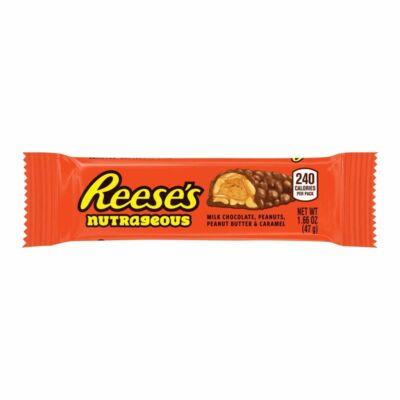 Reese's Nutrageous földimogyoróvajas csokiszelet 47g /18/