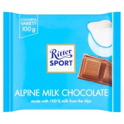 Ritter Sport Alpesi tej 100g