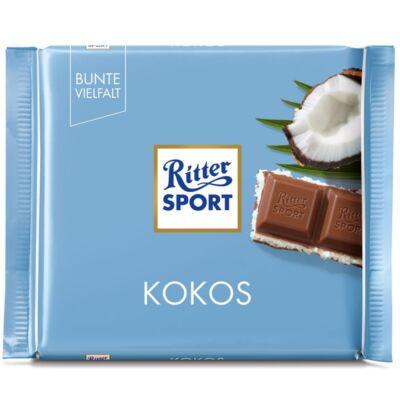 Ritter Sport csokolád Kokos 100g
