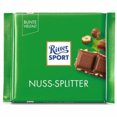 Ritter Sport Darabos Mogyorós 100g