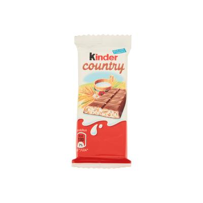 Kinder Country tejcsoki 23,5 g t1