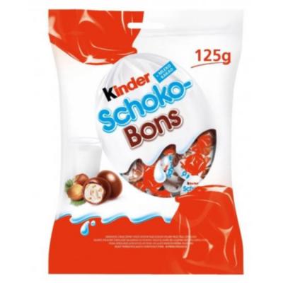 Kinder Schoko-Bons tejcsokoládé bonbon 125 g