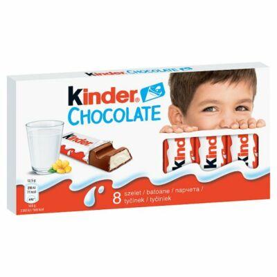 Kinder        tejcsoki 100 g t8