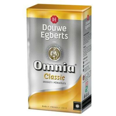 Omnia Classic kávé 250 g őrölt