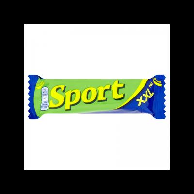 Sport         tejcsokiszelet 51 g xxl rumos kakaós