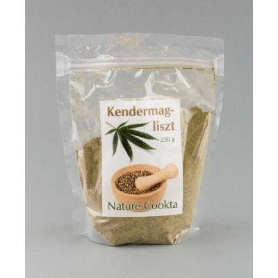 NATURE COOKTA KENDERMAGLISZT 250g