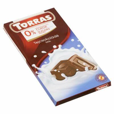 TORRAS TEJCSOKOLÁDÉ CM.GM. 75g