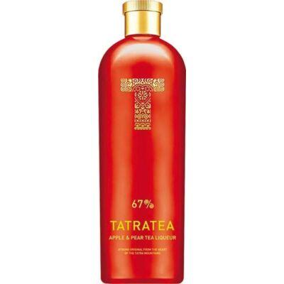Tatratea alma-körte tea likőr 0,7l 67%