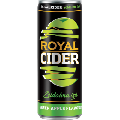 Royal Cider Alma 0,25l DOB
