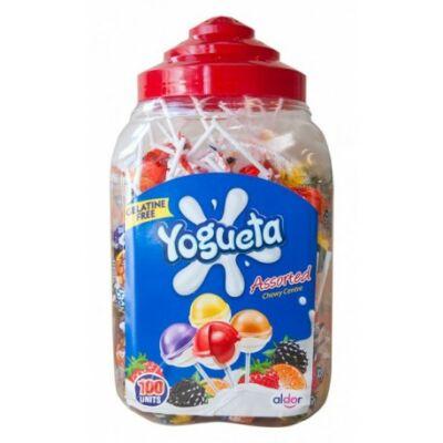 Argo Gum Pop  nyalóka 18 g joghurt-gyümölcs ízű