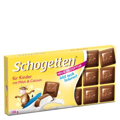 Schogetten csokoládé 100g for Kids