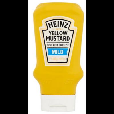 Heinz Mustár Mild 445g/400ml