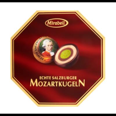 Mirabell Mozart golyó 6 db 100g dob.